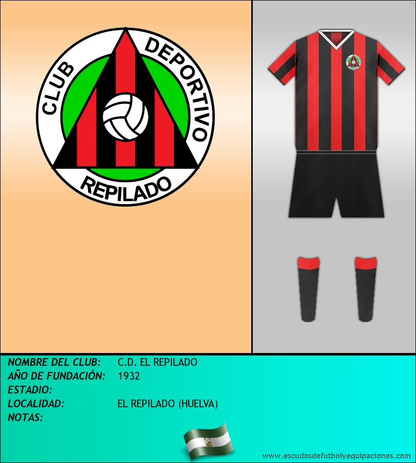 Escudo de C.D. EL REPILADO