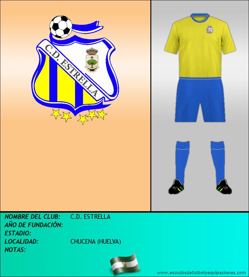 Escudo de C.D. ESTRELLA