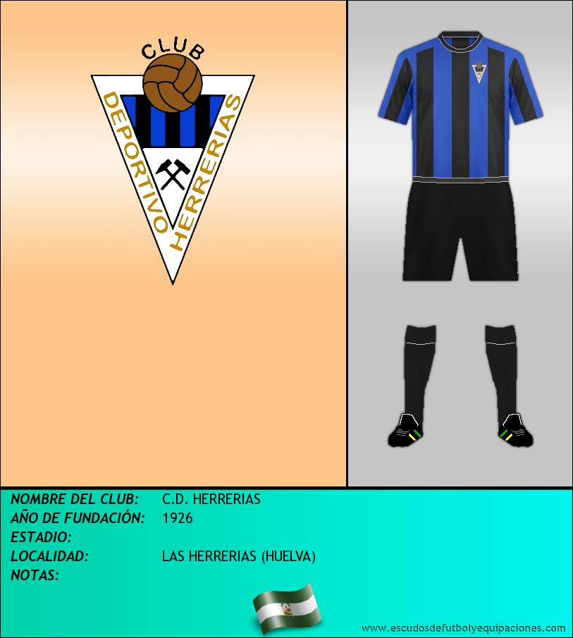 Escudo de C.D. HERRERIAS