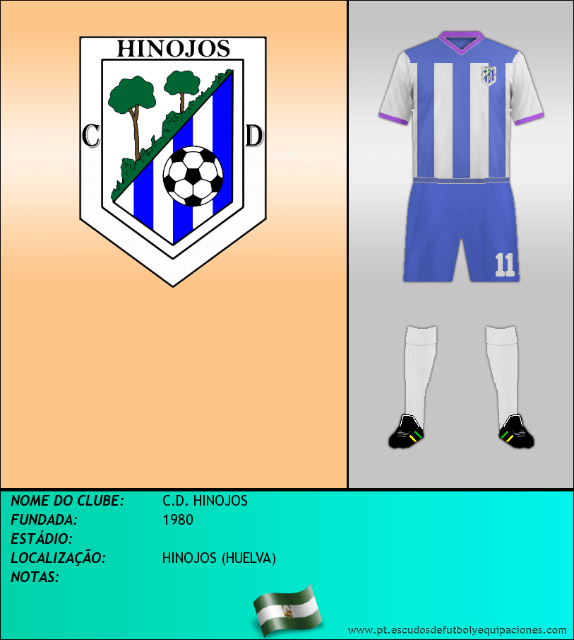Escudo de C.D. HINOJOS