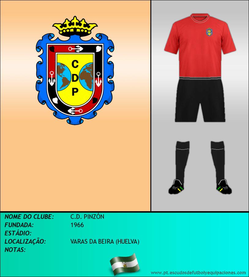 Escudo de C.D. PINZÓN