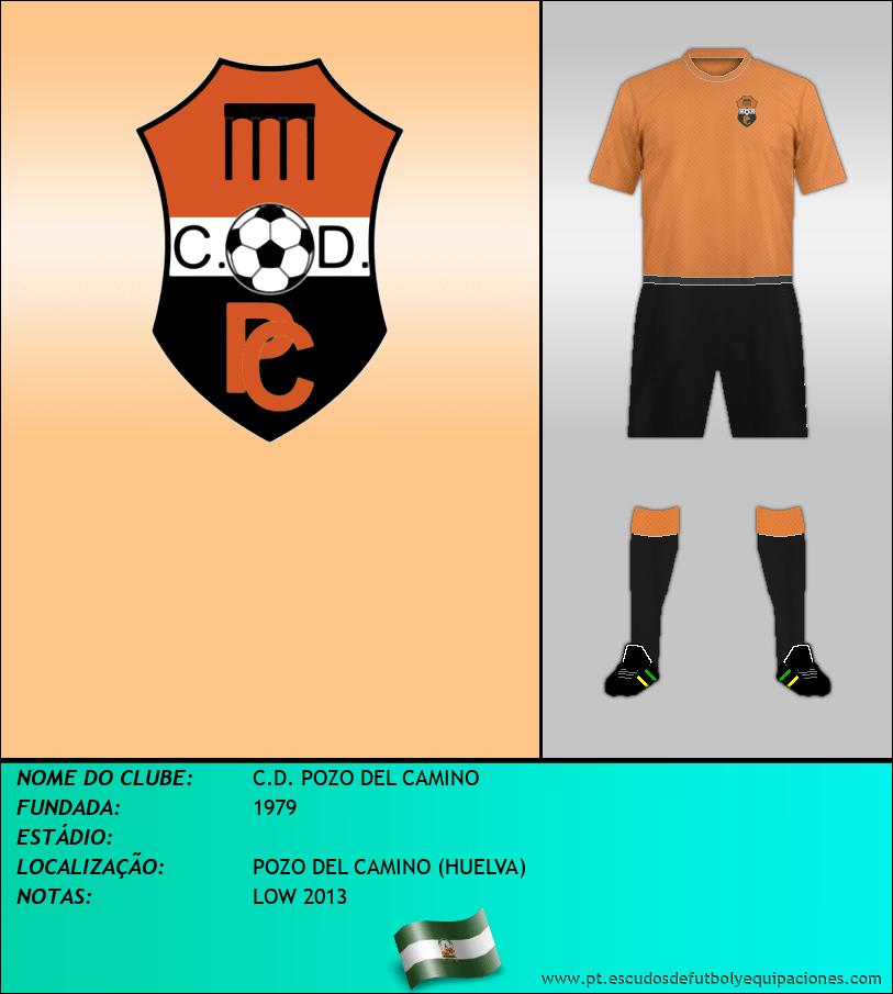 Escudo de C.D. POZO DEL CAMINO