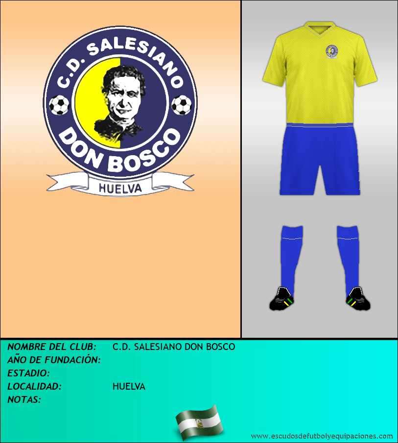 Escudo de C.D. SALESIANO DON BOSCO