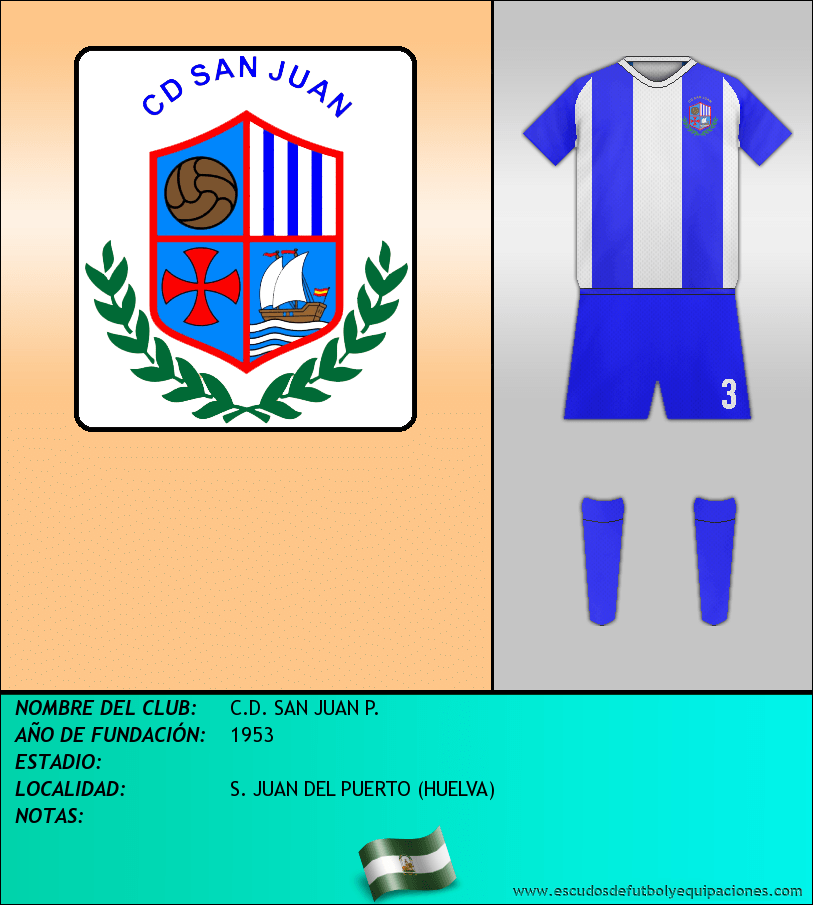Escudo de C.D. SAN JUAN P.