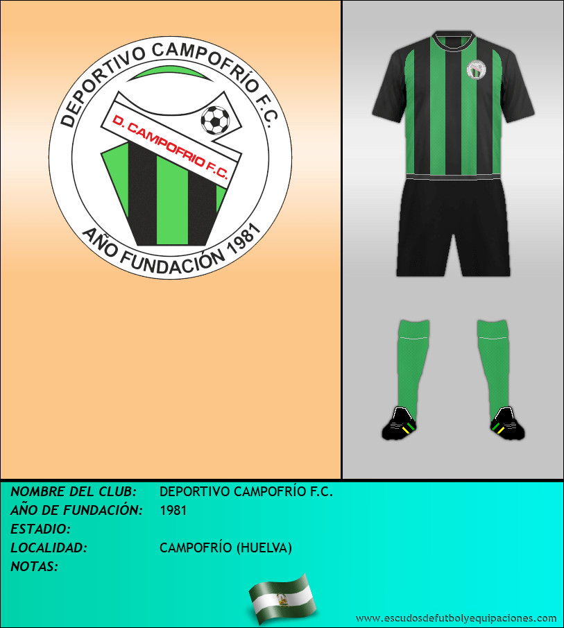 Escudo de DEPORTIVO CAMPOFRÍO F.C.