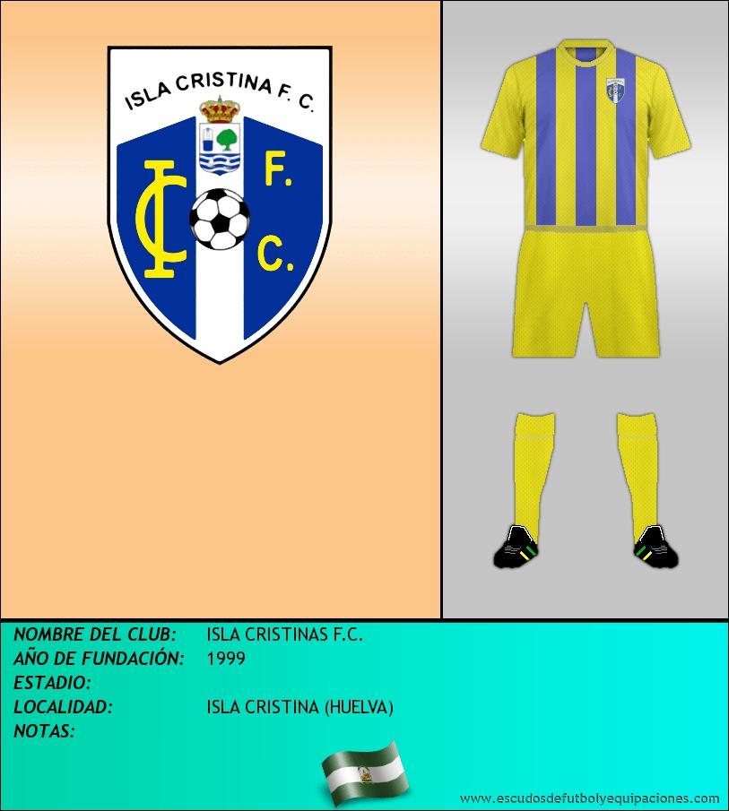 Escudo de ISLA CRISTINAS F.C.