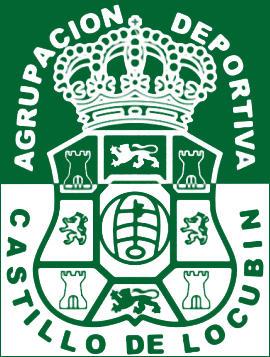 Escudo de A.D. CASTILLO DE LOCUBIN (ANDALUCÍA)