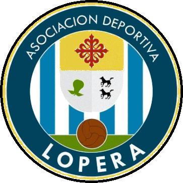 Escudo de A.D. LOPERA (ANDALUCÍA)