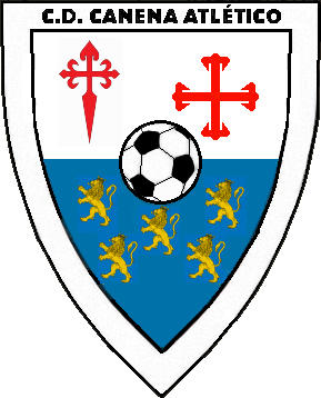 Escudo de C.D. CANENA ATLÉTICO (ANDALUCÍA)