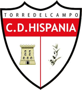 Escudo de C.D. HISPANIA (ANDALUZIA)