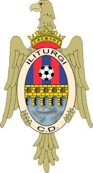 Escudo de C.D. ILITURGI (ANDALUZIA)