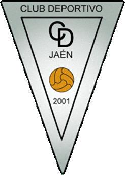 Escudo de C.D. JAEN (ANDALUCÍA)