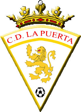 Escudo de C.D. LA PUERTA  (ANDALUCÍA)