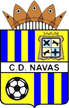Escudo de C.D. NAVAS DE SAN JUAN (ANDALUCÍA)