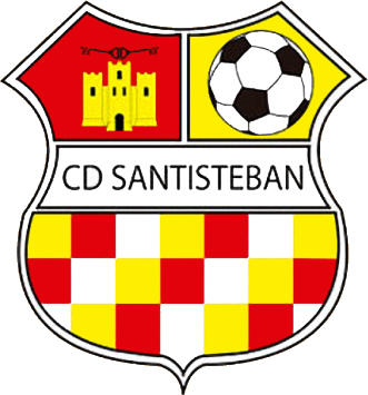 Escudo de C.D. SANTISTEBAN (ANDALUCÍA)