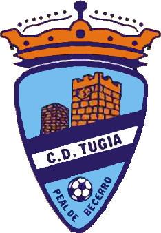 Escudo de C.D. TUGIA JUEGO L.IMPIO (ANDALUCÍA)