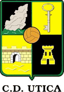 Escudo de C.D. UTICA (ANDALUZIA)