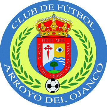 Escudo de C.F. ARROYO DEL OJANCO (ANDALUCÍA)