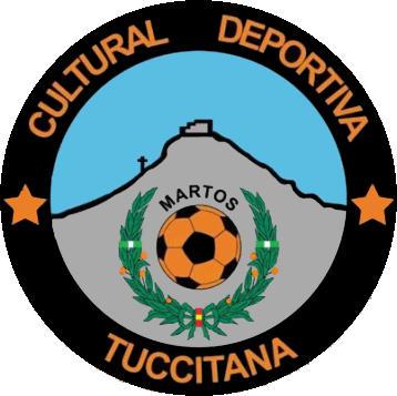 Escudo de CULTURAL DEPORTIVA TUCCITANA (ANDALUCÍA)