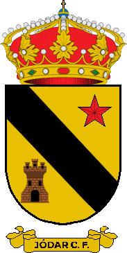 Escudo de JÓDAR C.F. (ANDALUCÍA)