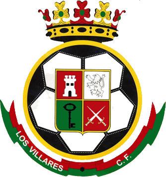 Escudo de LOS VILLARES C.F. (ANDALUCÍA)