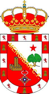 Escudo de MENGIBAR CF (ANDALUZIA)