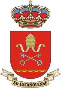 Escudo de S.D. ESCAÑOLENSE (ANDALUCÍA)
