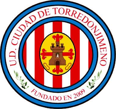 Escudo de U.D. CIUDAD DE TORREDONJIMENO (ANDALUCÍA)