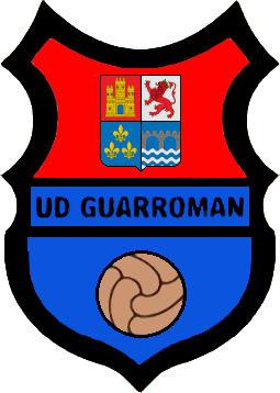 Escudo de U.D. GUARROMAN (ANDALUZIA)