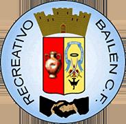 Escudo de RECREATIVO BAILEN C.F.