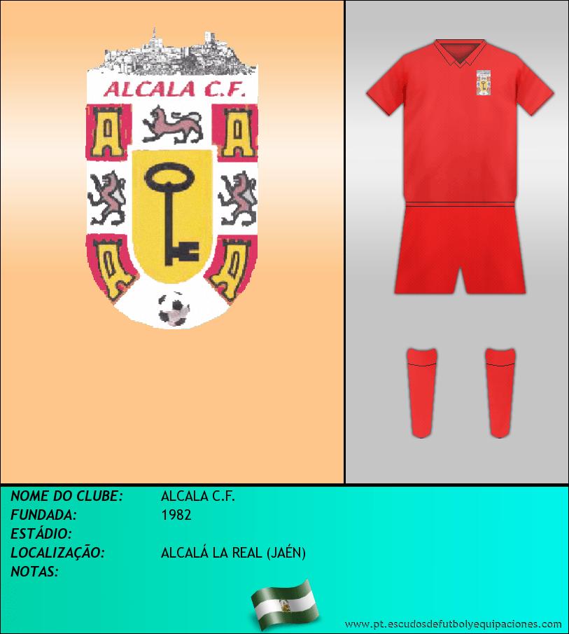 Escudo de ALCALA C.F.