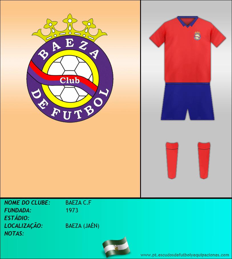 Escudo de BAEZA C.F