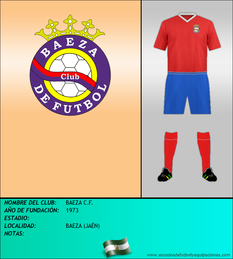 Escudo de BAEZA C.F.