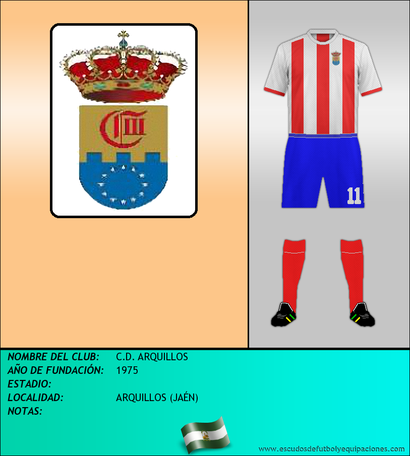 Escudo de C.D. ARQUILLOS