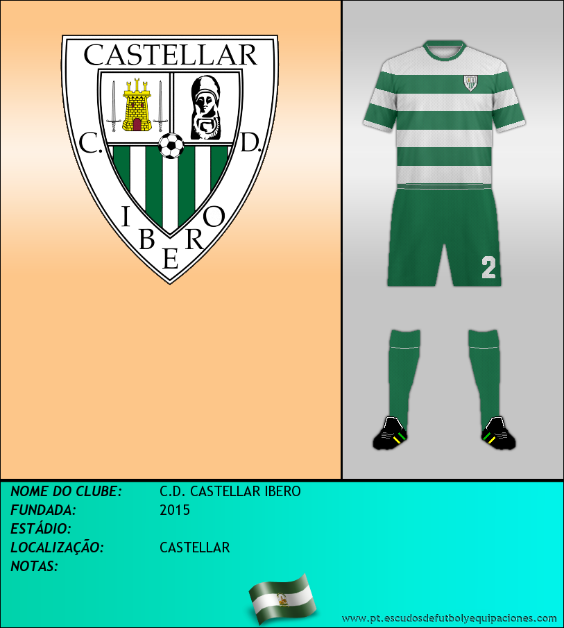 Escudo de C.D. CASTELLAR IBERO