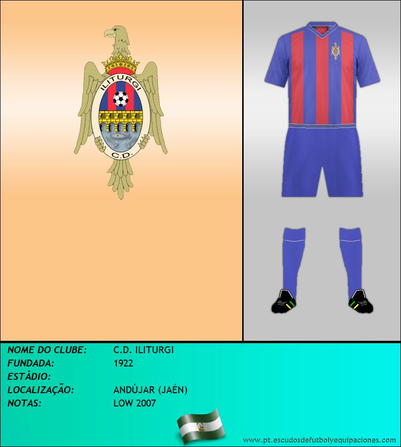 Escudo de C.D. ILITURGI