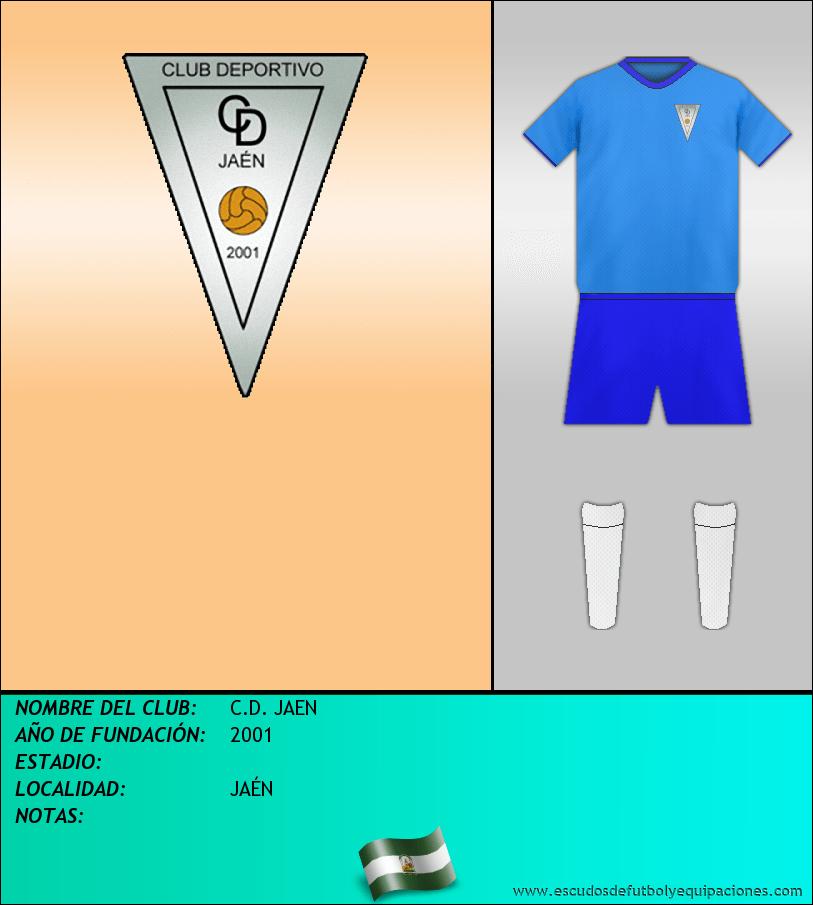 Escudo de C.D. JAEN
