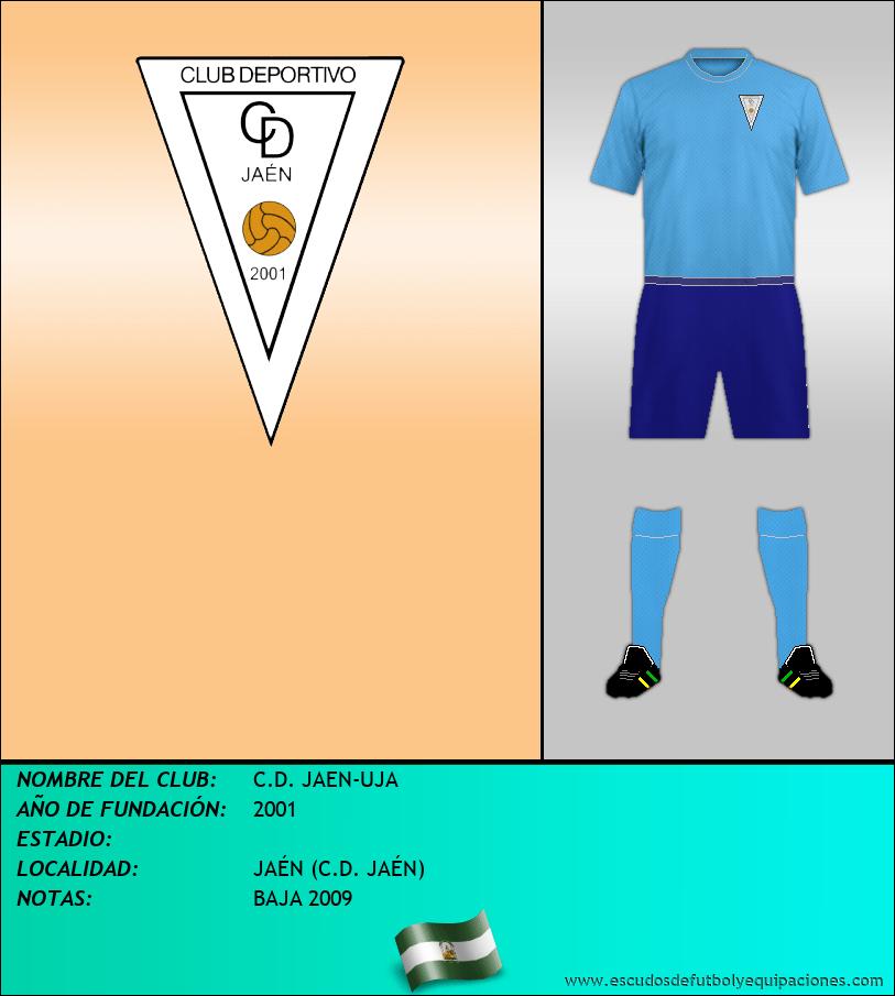 Escudo de C.D. JAEN-UJA