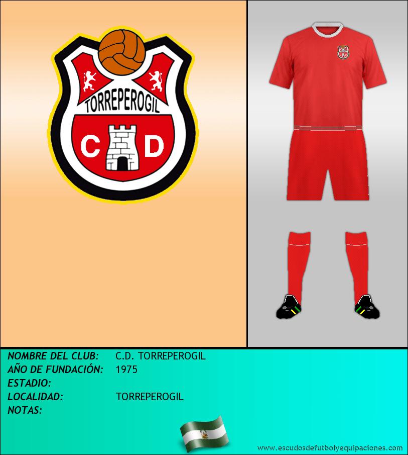 Escudo de C.D. TORREPEROGIL