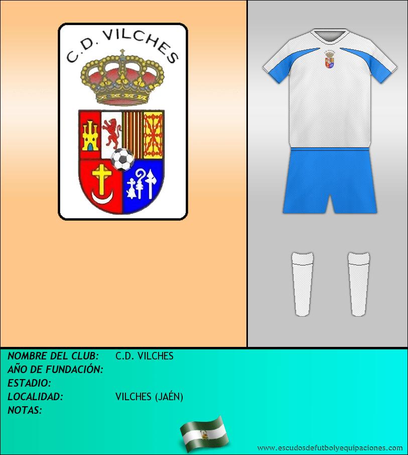 Escudo de C.D. VILCHES