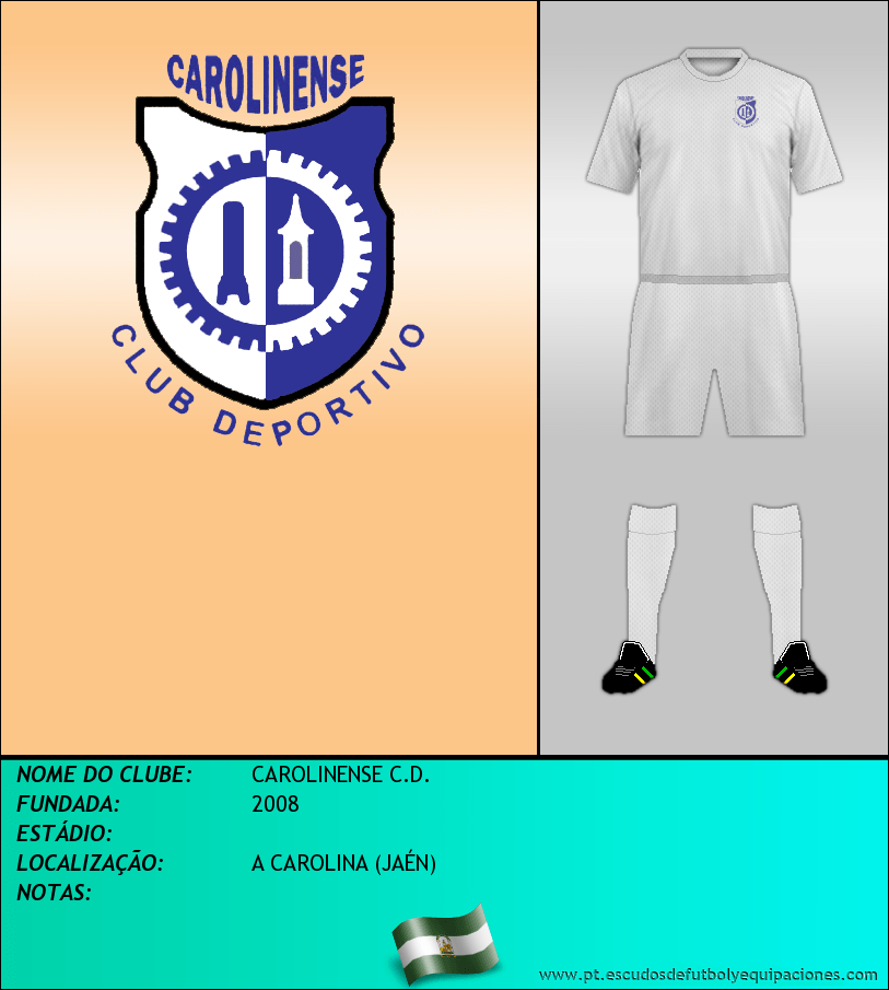Escudo de CAROLINENSE C.D.
