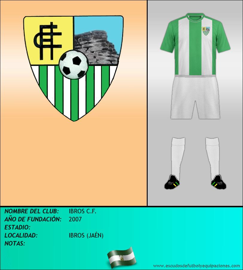 Escudo de IBROS C.F.