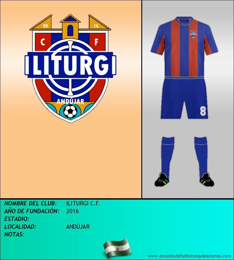 Escudo de ILITURGI C.F.