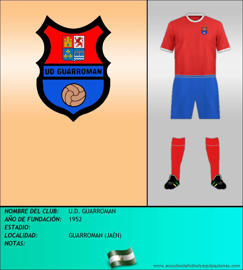 Escudo de U.D. GUARROMAN