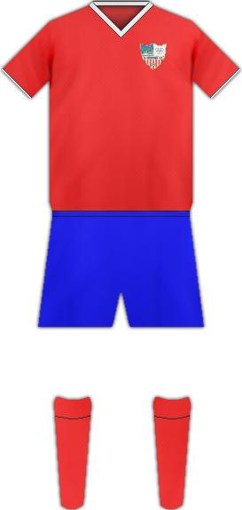 Camiseta U. ESTEPONA