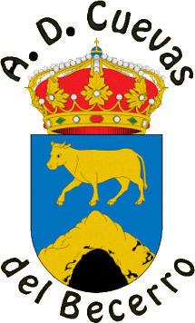 Escudo de A.D. CUEVAS DEL BECERRO (ANDALUCÍA)