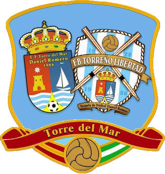 Escudo de A.D. F.B. TORREÑO (ANDALUCÍA)
