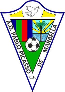 Escudo de A.D. PABLO PICASSO C.F. (ANDALUCÍA)
