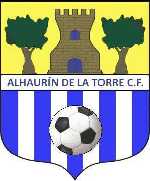 Escudo de ALHAURÍN DE LA TORRE C.F. (ANDALUCÍA)
