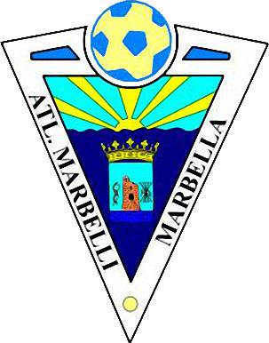 Escudo de ATLETICO MARBELLI (ANDALUCÍA)
